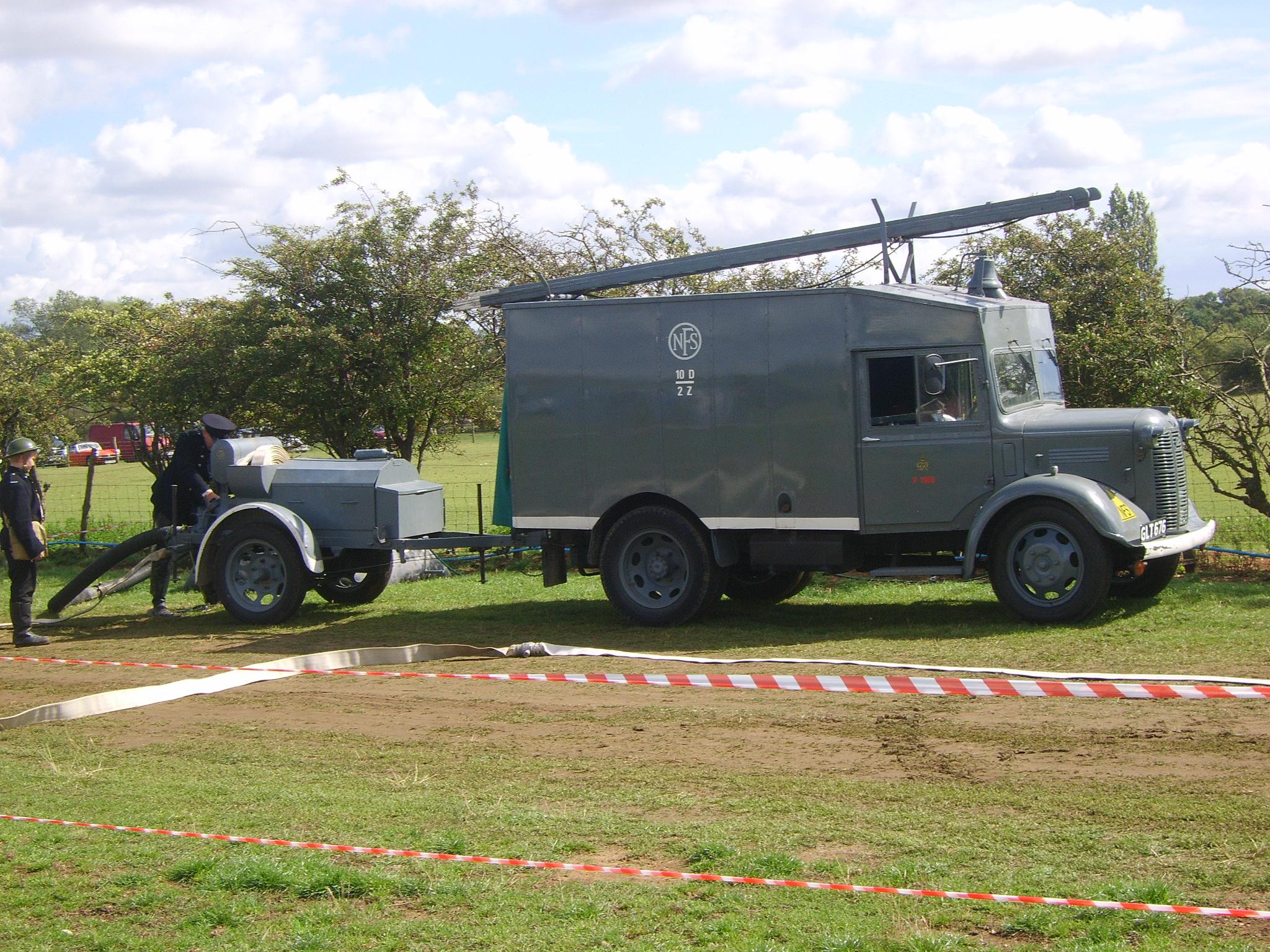 Rauceby War Weekend