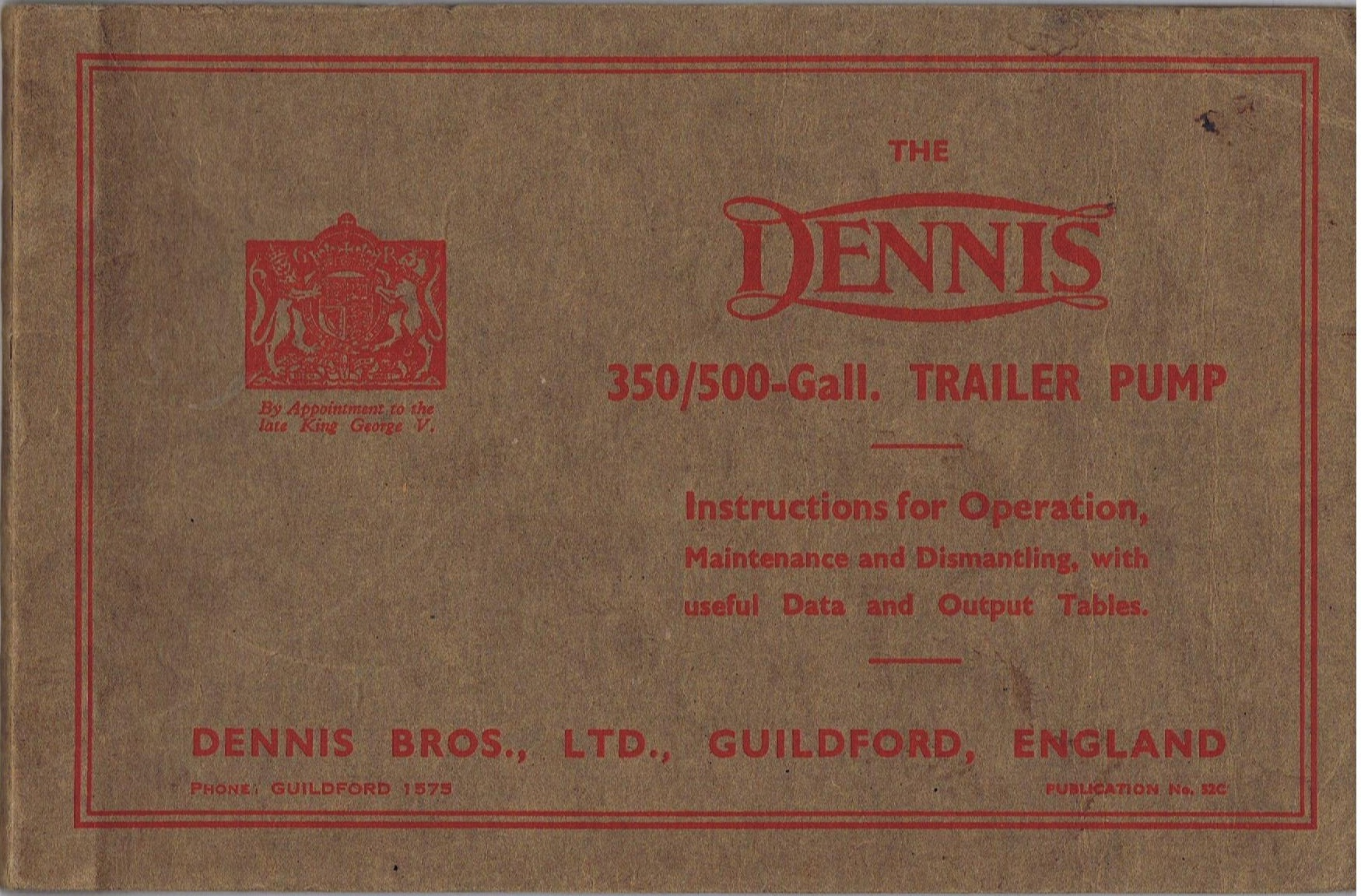 Uncategorized well pump house covers austin locking sump lid - Scanned From Dennis Manual
