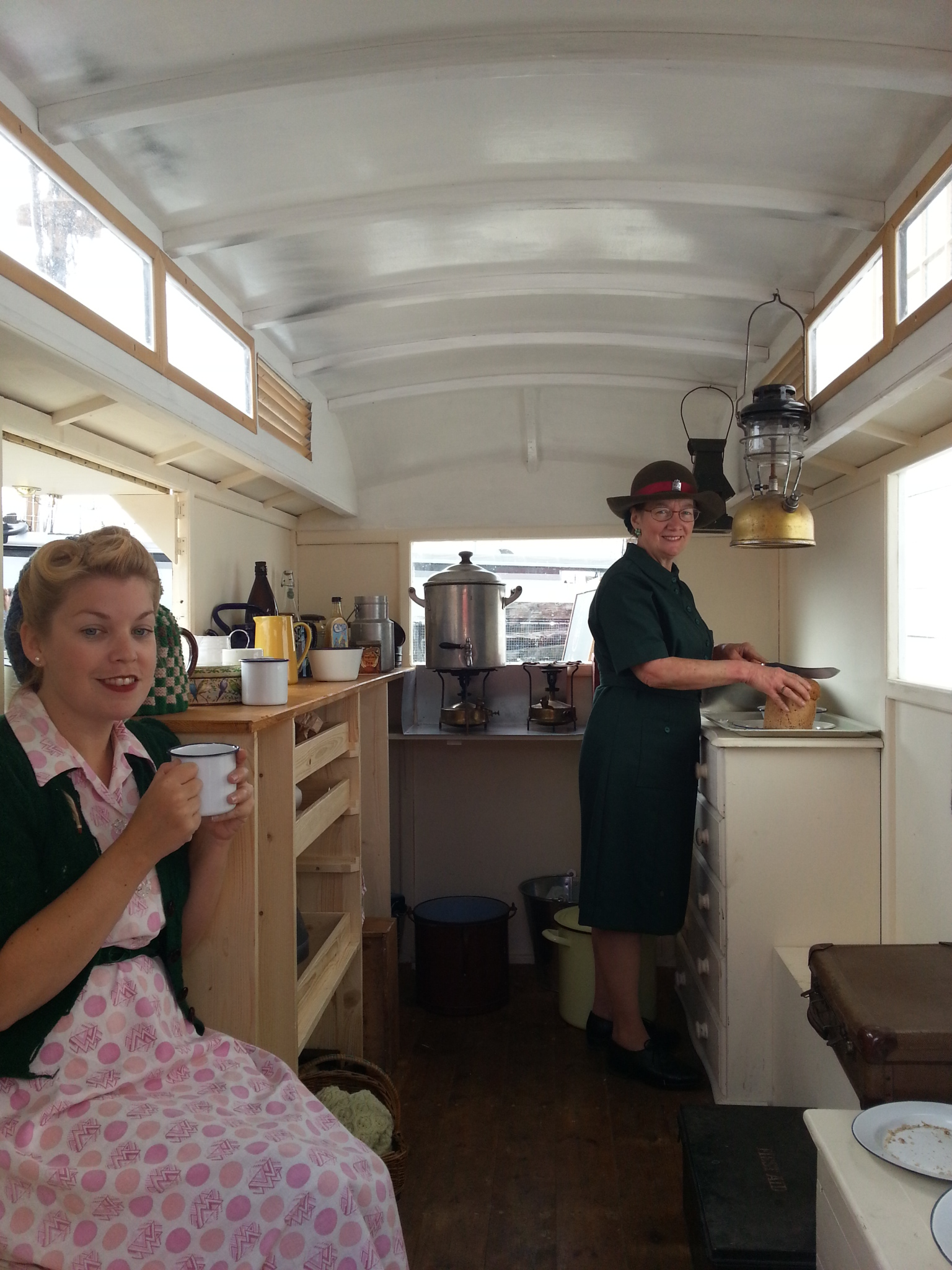 Mobile Canteen at Chatham (3)