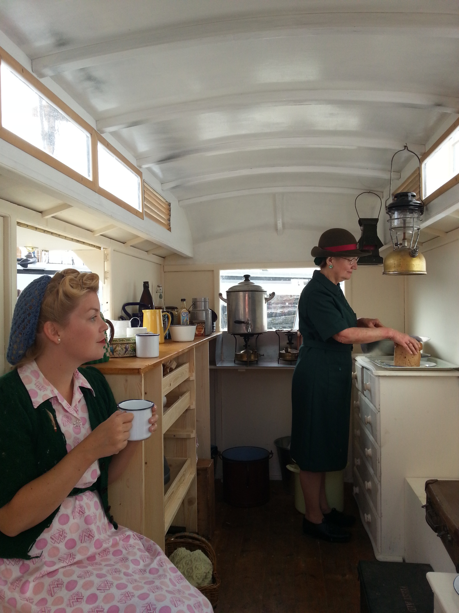 Mobile Canteen at Chatham (4)