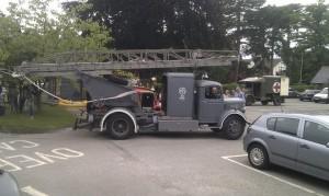 Woodhall Spa Air Raid 2013